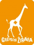 Greitoji žirafa